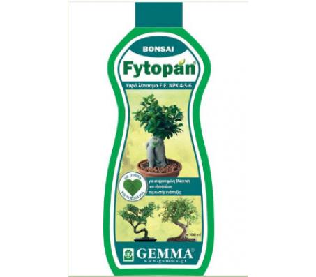 Fytopan organic liquid fertilizer for bonsai trees 300ml